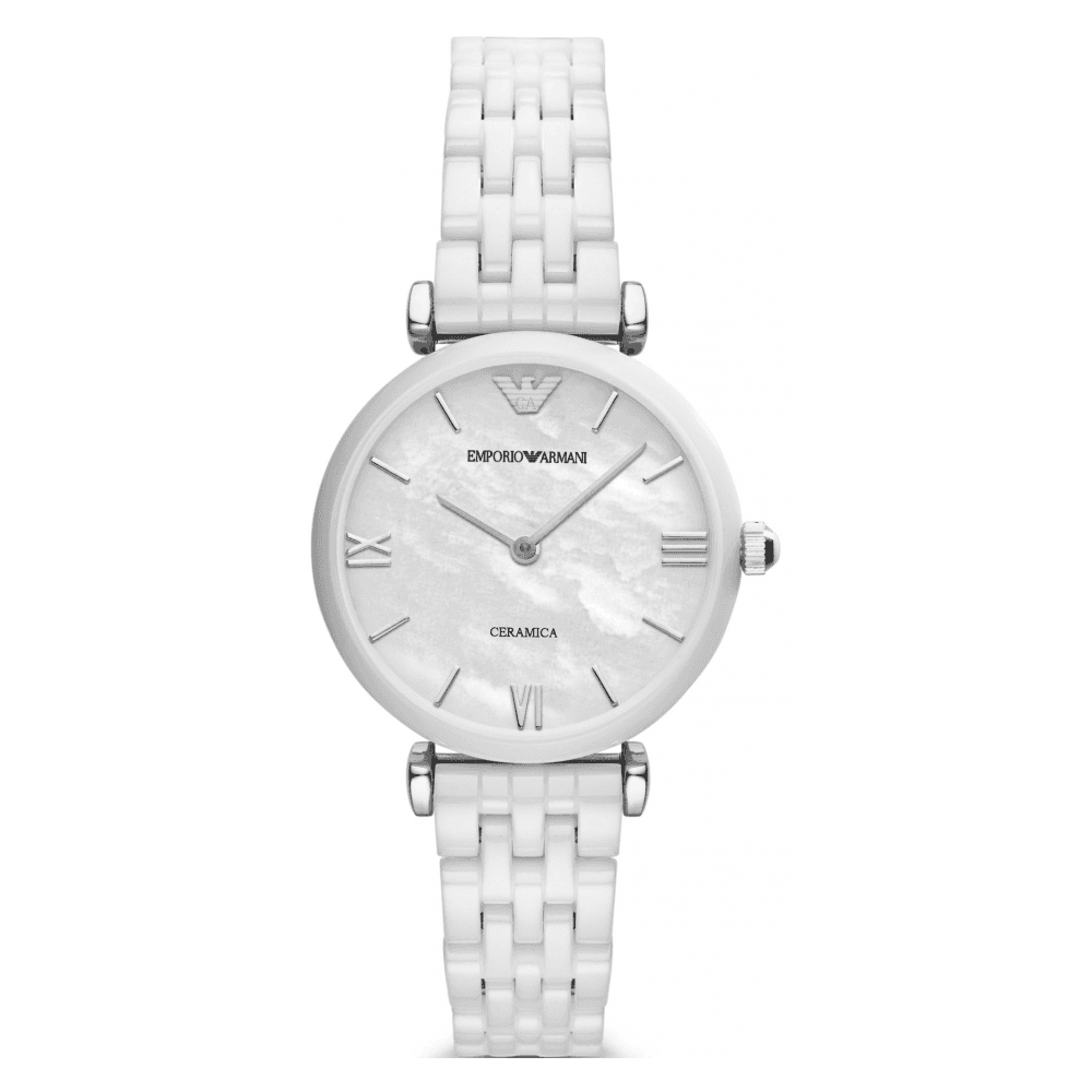 d74f1f91102fd Emporio Armani AR1485 Ladies Ceramica Watch - Womens Watches from ...