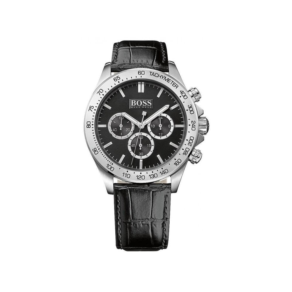45f8a3940e89 Hugo Boss HB 1513178 Mens Chronograph Watch - Mens Watches from The ...